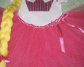 Conjunto Rapunzel
