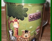Caneca personalizada Safari