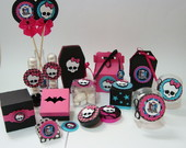 Kit Festa Monster High 2