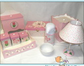KIT COMPLETO 10 PEAS - ROSA