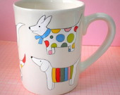 Caneca Cachorros