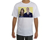 Camiseta Caricatura, Casal Real