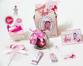 Kit festa Barbie personalizada