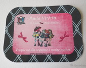 R�tulo Marmitinha Monster High 500 gr.