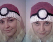 Touca / Gorro Pokebola