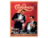 Quadro Carlsberg The Royal Beer - 569