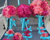 Bouquet Di Flor�ncia I & mini bouquets