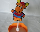 Arranjo de mesa Backyardigans