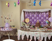 Decora��o doces :F�brica de Chocolate