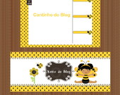 Layout Blog+Logo+Facebook+Cart�odevisita