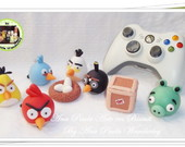 Angry Birds KIT 8 p�as