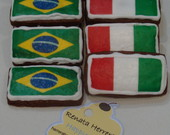Cookie copa do mundo