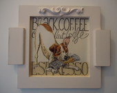QUADRO DOG BLACK COFFEE