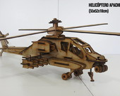 Helic�ptero decorativo