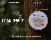 "Kit craft ""I Can Do It"""