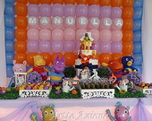 Decora��o Backyardigans