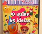 DVD do Professor Sass�