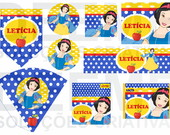 Kit Digital - Branca de Neve