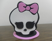 Porta treco Monster high