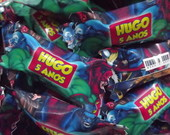 Balas Personalizadas Her�is Marvel