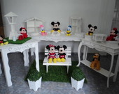 Loca��o M�veis - Turma do Mickey