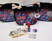 Necessaire Infantil Monster High