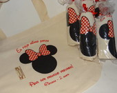Ecobag Grande - Minnie