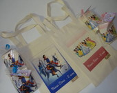 Princesas - Eco Bag Infantil