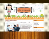 Template para Blog ( Blogspot)