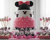 Decora��o Proven�al Minnie 2