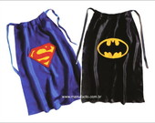Capas De Super Her�is INFANTIL - VAREJO