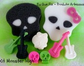 Kit Lembrancinha Monster High!!