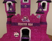 Kit de festa monster high isopor
