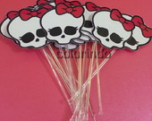 Topper Skullette Monster High