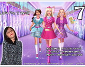 Im� da barbie school escola de princesas
