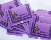 Convite Envelope