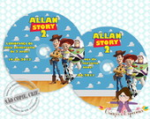CD | DVD Personalizado - Toy Story