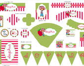 Kit Festa Digital 018 - 10 �tens