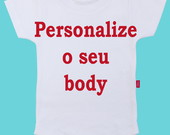 Personalize o seu body