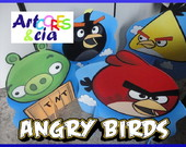 ANGRY BIRDS displays mdf