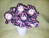 Colher decorada Monster High