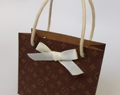 Kit Bolsinha Louis Vuitton com 50 unid.