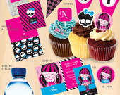 Monster High - Festa Personalizada
