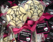 20 Pirulitos De Chocolate * Monster High