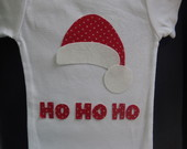 Body ou Camiseta Gorro Papai Noel