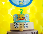 Bolo Decor Toy Story (n�o comestivel)