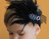 0141 Fascinator Baby The Little Princess