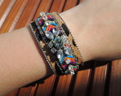 BP211 | Bracelete Leopard Friendship