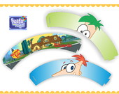 Phineas Ferb - Kit Digital