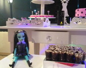 Monster high, festa proven�al, monster
